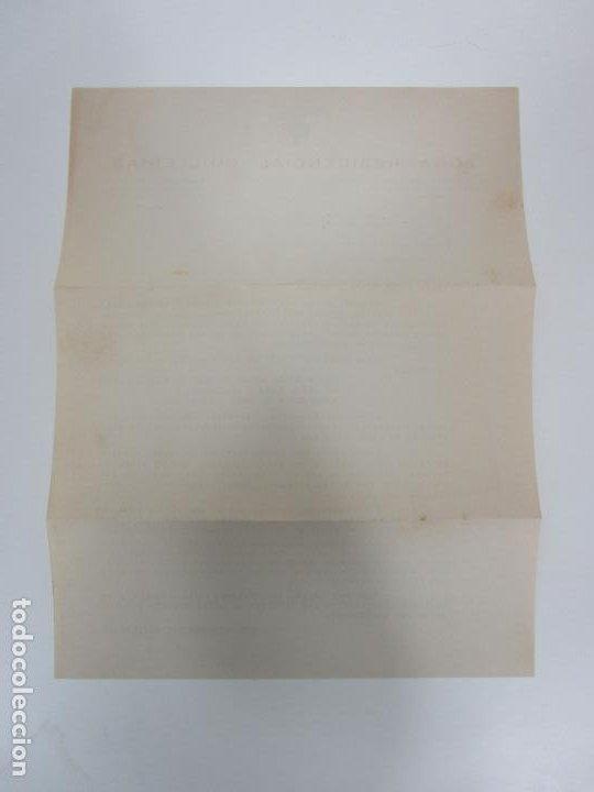 Cartas comerciales: Carta Comercial, Tarjeta Postal Publicitaria y Mapa - Zona Residencial Guillerias, Vilanova de Sau - Foto 3 - 192910408