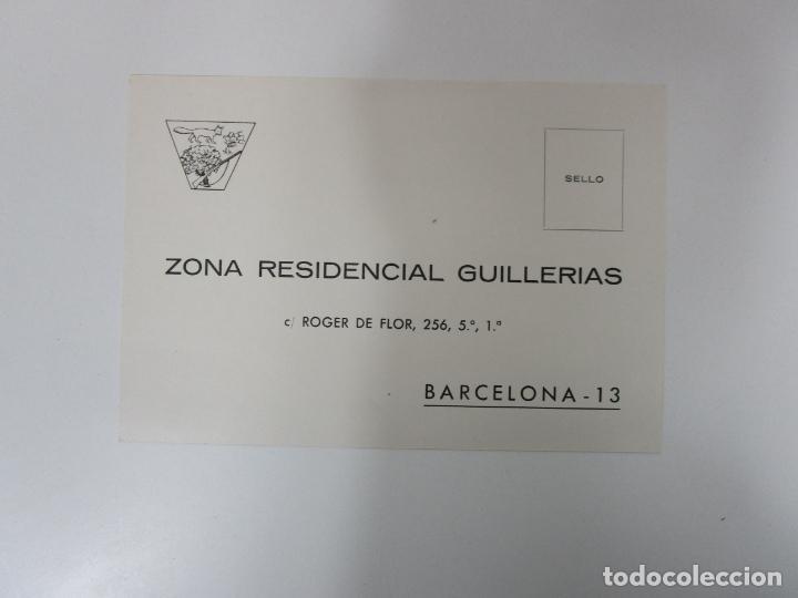 Cartas comerciales: Carta Comercial, Tarjeta Postal Publicitaria y Mapa - Zona Residencial Guillerias, Vilanova de Sau - Foto 4 - 192910408