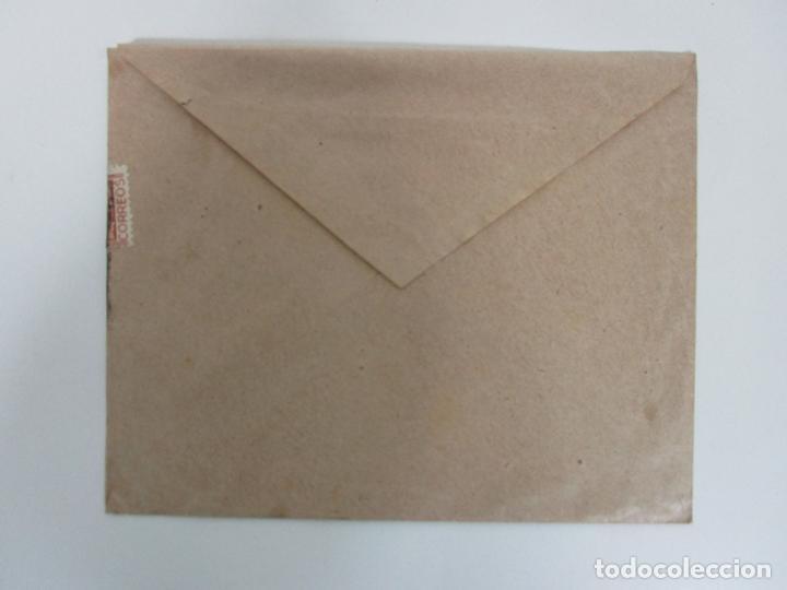 Cartas comerciales: Carta y Sobre Comercial - Impresos - Transportes Banet & Pla, Barcelona - Puerta a Puerta - Foto 3 - 192914287