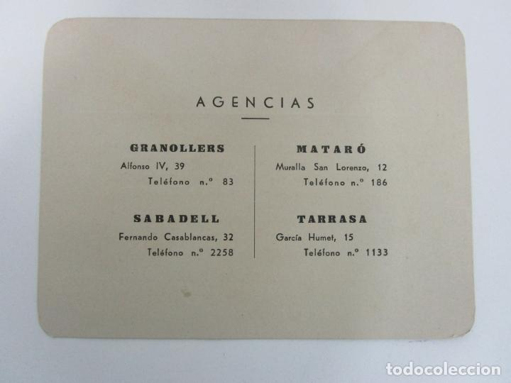 Cartas comerciales: Carta y Sobre Comercial - Impresos - Transportes Banet & Pla, Barcelona - Puerta a Puerta - Foto 5 - 192914287