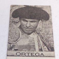 Cartas comerciales: FOTO BOLDUM AÑO 03 03 1948 ORTEGA TIKET DE PESO ANTIGUO 6X3CM. Lote 194397216