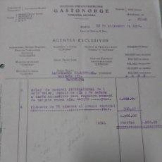 Cartas comerciales: CARTA COMERCIAL 1934 AGENTE IBM EN ESPAÑA. Lote 199035337
