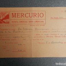 Cartas comerciales: BARCELONA LOTE 13 CARTAS COMERCIALES AÑOS 1891-1935 DIFERENTES - COMERCIO VINOS LICORES. Lote 199507436