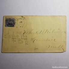 Cartas comerciales: ANTIGUO SOBRE PARA CARTA DE ESTADOS UNIDOS - AÑO 1929 - CON SELLO A IDENTIFICAR EEUU - VACIO / 34. Lote 199831936