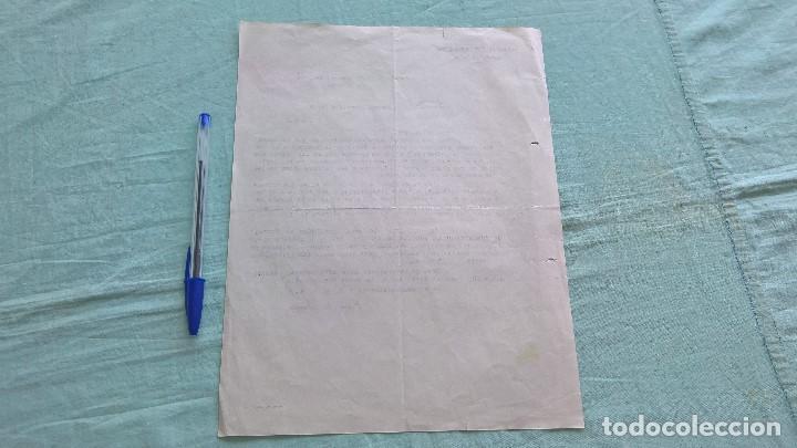 Cartas comerciales: Banco de Aragon..16 Febreoro 1938..II Año Trinfal - Foto 3 - 205680658
