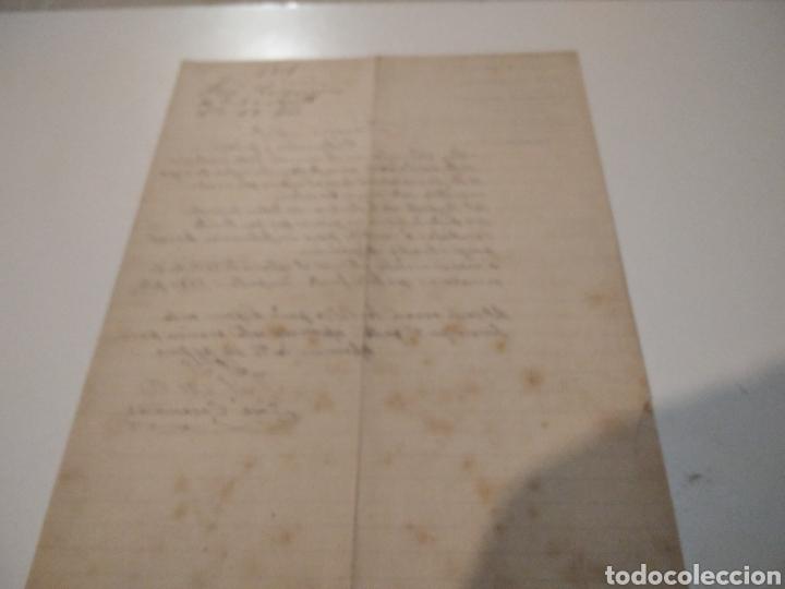 Cartas comerciales: Carta comerciales Cerrajería y Fumisteria José Casanovas Barcelona 1901 - Foto 3 - 210350941