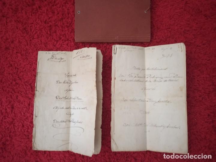 Cartas comerciales: Contratos de compraventa, 1893, con timbre, sellos y firmas adjuntos (2 documentos) - Foto 2 - 214250627