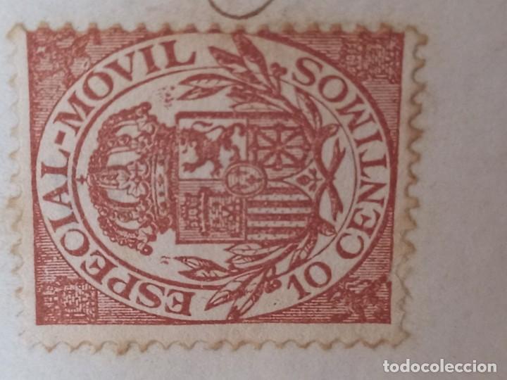 Cartas comerciales: Contratos de compraventa, 1893, con timbre, sellos y firmas adjuntos (2 documentos) - Foto 17 - 214250627
