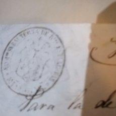 Cartas comerciales: DOS CARTAS RARISIMAS PIEZA DE MUSEO. Lote 217567565
