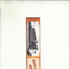 Cartas comerciales: MARCAPÁGINAS. CONVENT DELS CARMELITANS. SANT JORDI 2007.. Lote 222534363