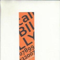 Cartas comerciales: MARCAPÁGINAS. SAM MCCOLL.. Lote 222536247