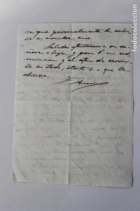 Cartas comerciales: OFICINA LIQUIDADORA JIJONA, 1937, 2 DOCUMENTOS - Foto 2 - 222580770