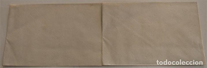Cartas comerciales: DOS SOBRES Y DOS HOJAS DE CARTA DE EL DELEGADO DEL FRENTE DE JUVENTUDES DE JÁTIVA (VALENCIA) - Foto 2 - 234112495