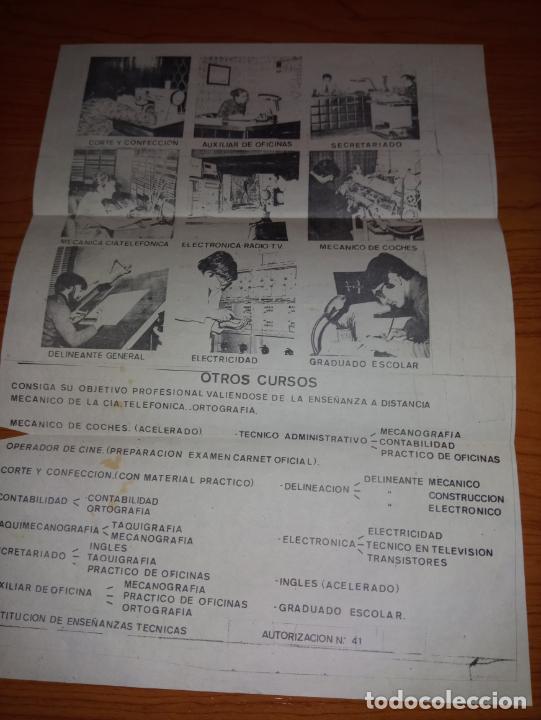 Cartas comerciales: CARTA PRESENTACION DE INSTITUCION ENSEÑANZAS TECNICAS PARA LOS PADRES - Foto 2 - 254044585
