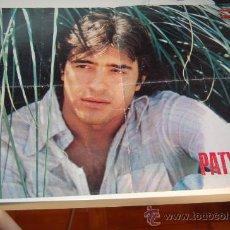 Carteles Espectáculos: PATXI ANDION. PÓSTER DE MEDIADOS DE LOS AÑOS 70. Lote 26421870