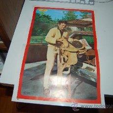 Carteles Espectáculos: MIKE CONNORS ( MANNIX ): PÓSTER DE 1971. Lote 26576485