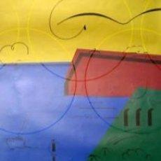 Carteles Espectáculos: CARTEL JJOO JOCS XXVA OLIMPÍADA BARCELONA 1992.SERRAHIM. Lote 33403496