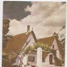 Carteles Espectáculos: VALENCIA: PROGRAMA OFICIAL DE LA FERIA DE JULIO DE 1959. Lote 36756436