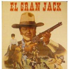 Carteles Espectáculos: CARTEL EL GRAN JACK. Lote 55898484