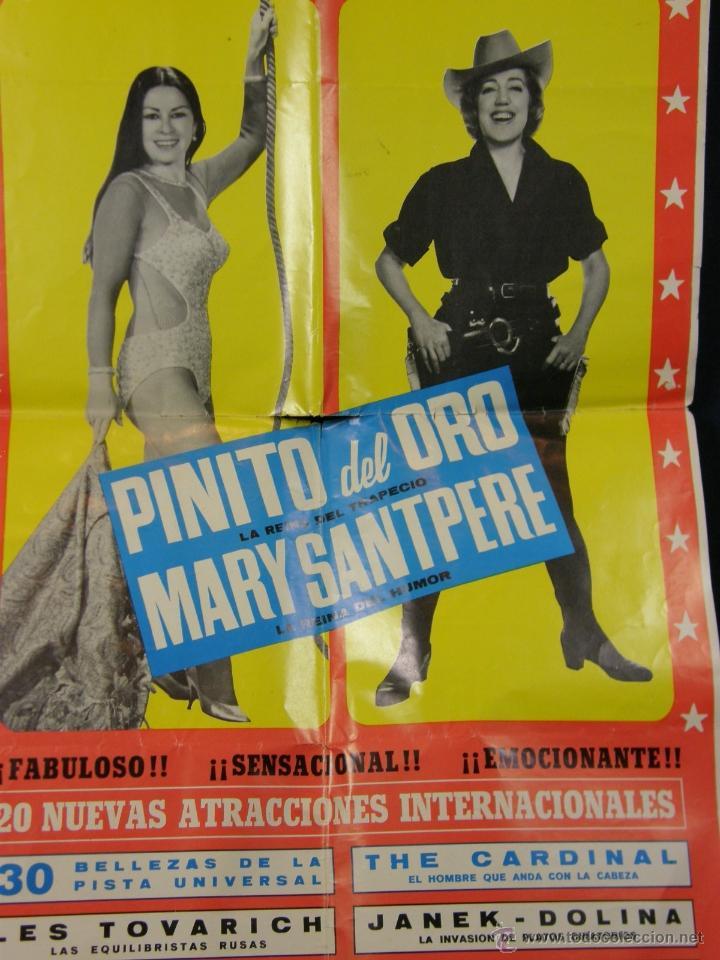 Carteles Espectáculos: cartel circo price del 28 febrero al 22 marzo 1970 pinito del oro 20 nuevas atracciones - Foto 2 - 40418905