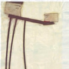 Carteles Espectáculos: GRAN CARTEL FESTIVAL DE TEATRO (1991). ILUSTRADO POR ARTHUR SONNEN. Lote 43797322