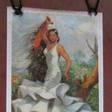 Carteles Espectáculos: GRAN FESTIVAL DE CANTO Y BAILE. Lote 112990490