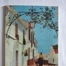 Carteles Espectáculos: PROGRAMA DE FERIA Y FIESTAS MIJAS 1976 - EN HONOR DE LA VIRGEN DE LA PEÑA - 44 PAGINAS - 22X15. Lote 47271454