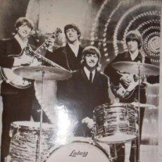 Carteles Espectáculos: POSTER / CARTEL DE THE BEATLES AÑO 1987. Lote 49254471