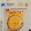 Carteles Espectáculos: CARTEL 74 VOLTA CICLISTA A CATALUNYA. 61 X 42 CM. 1994.. Lote 53084792