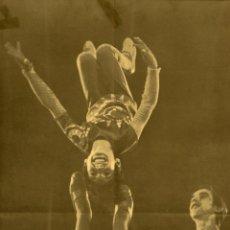 Carteles Espectáculos: CARTEL CIRCO CIUDAD DE LOS MUCHACHOS 1968. 56X31 CM. 1968. SABADELL. Lote 53318916