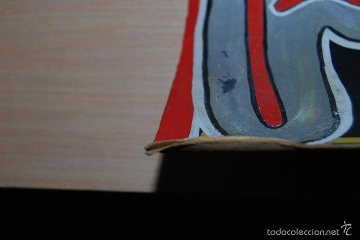 Carteles Espectáculos: DIBUJO ORIGINAL - CARTEL TEATRO O CABARET - CANCÁN - FESTIVAL - PINTADO A MANO - MEDIADOS SIGLO XX - Foto 18 - 57085714