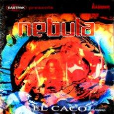Carteles Espectáculos: CARTEL DE CONCIERTO DE GRUPO - NEBULA - DE SU GIRA 1994 . Lote 57391255