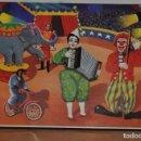 Carteles Espectáculos: CARTEL - POSTER ORIGINAL DE LOS AÑOS 60 DE JUGUETES BORRAS. MATARO. JUGUETE. Lote 67118457