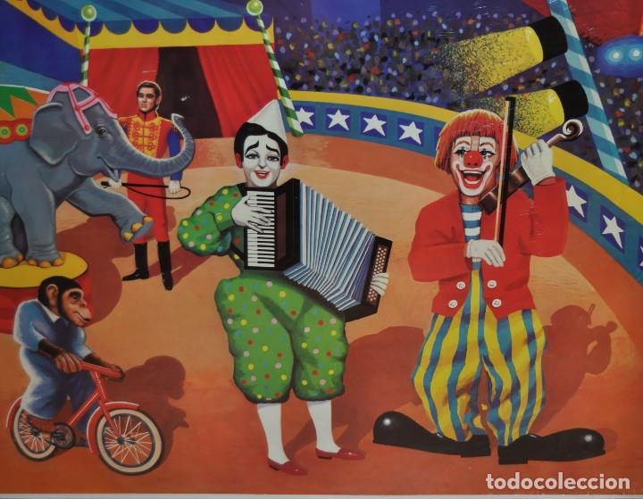 Carteles Espectáculos: CARTEL - POSTER ORIGINAL DE LOS AÑOS 60 DE JUGUETES BORRAS. MATARO. JUGUETE - Foto 4 - 67118457