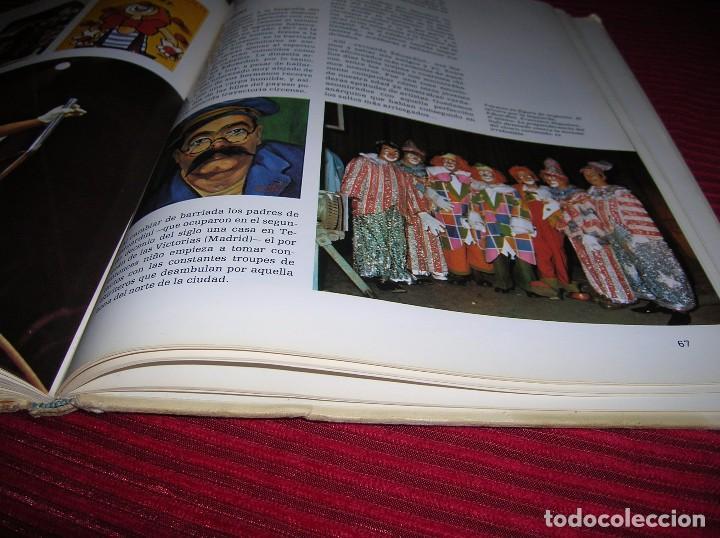 Carteles Espectáculos: Libro El Maravilloso mundo del Circo .Ediciones Nova ,año 1979 - Foto 6 - 69767561