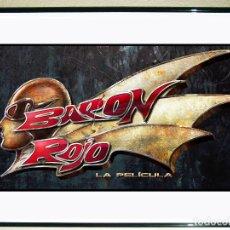 Affissi Spettacoli: POSTER DE LA PELICULA - BARON ROJO - 30 ANIVERSARIO 2010 TAMAÑO 67 X 35 CMS. Lote 223540090
