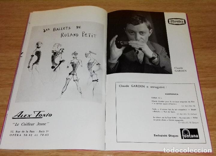 Programme Alhambra Maurice Chevalier Zizi Jea Sold At Auction