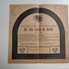 Carteles Espectáculos: DON JUAN TENORIO.-234. Lote 100161019