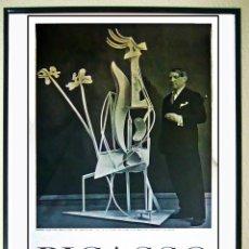 Carteles Espectáculos: CARTEL EXPOSICION DE - LA COLECION DEL MUSÈE NATIONAL DE PARIS - PICASSO - MUSEO REINA SOFIA 2008 . Lote 103490979