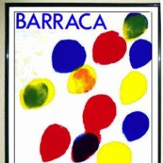 Carteles Espectáculos: CARTEL DE DISCOTECA - BARRACA - FIESTA DE LOS MIL Y UN GLOBO DE VERANO 1989.TAMAÑO 68X48 CMS. Lote 114127163