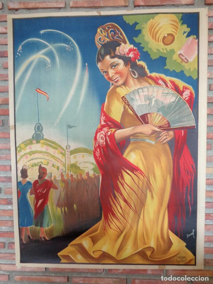 Carteles Espectáculos: SEVILLANA.C.-95 - Foto 2 - 114968911