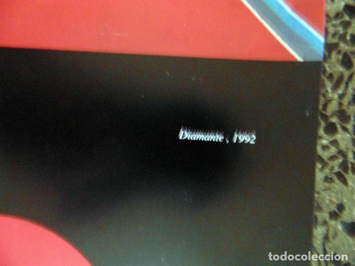 Carteles Espectáculos: CARTEL EXPOSICIÓN DE - QUEJIDO 1964-79 1991-97 - 33 AÑOS EN RESISTENCIA IVAM.TAMAÑO100X69 CMS - Foto 3 - 120351191