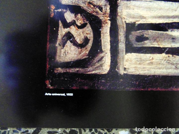 Carteles Espectáculos: CARTEL EXPOSICION DE - TORRES GARCIA - EN IVAM.VALENCIA 1991.TAMAÑO 70X50 CMS - Foto 2 - 120352607