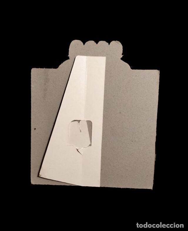 Carteles Espectáculos: cartón de los Beatles, en tonos sepia, 35 cm de alto, 30 de largo. - Foto 2 - 120854675