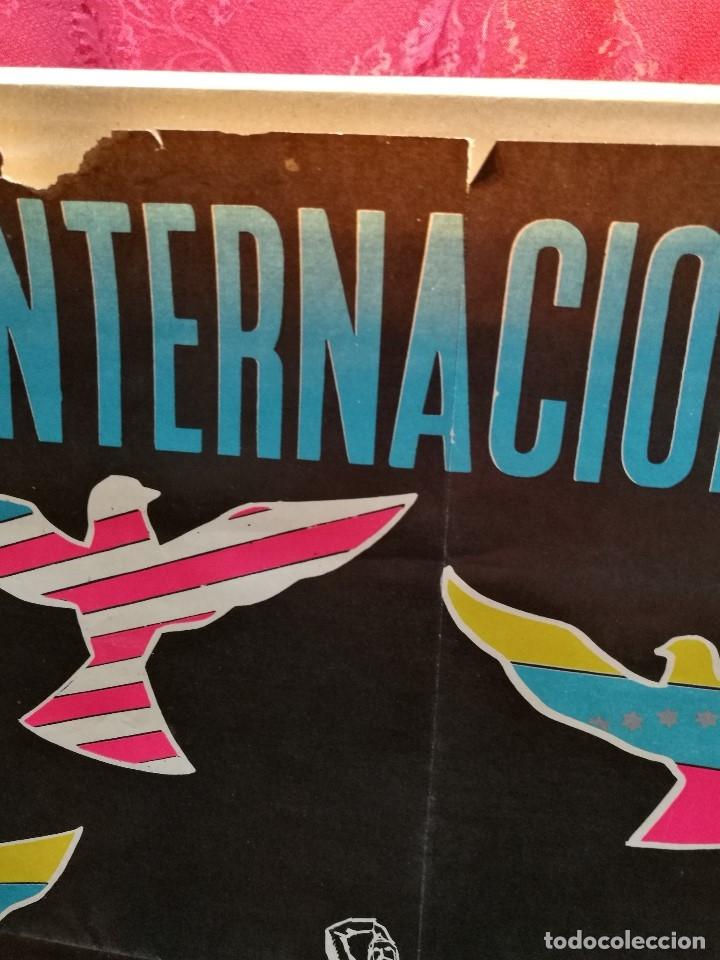 Carteles Espectáculos: CARTEL MAGIA , SEMANA INTERNACIONAL de la MAGIA , 1969 , SALTA --ARGENTINA-GRAN TAMAÑO - Foto 8 - 122467443