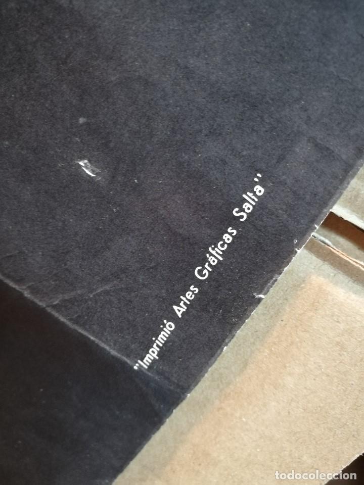 Carteles Espectáculos: CARTEL MAGIA , SEMANA INTERNACIONAL de la MAGIA , 1969 , SALTA --ARGENTINA-GRAN TAMAÑO - Foto 14 - 122467443