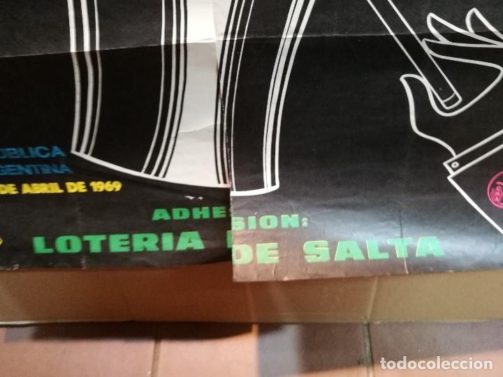 Carteles Espectáculos: CARTEL MAGIA , SEMANA INTERNACIONAL de la MAGIA , 1969 , SALTA --ARGENTINA-GRAN TAMAÑO - Foto 15 - 122467443