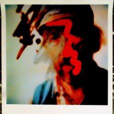 Carteles Espectáculos: CARTEL DE EXPOSICION DE - RICHARD HAMILTON--EN IVAM 1991 TAMAÑO 70X50 CMS. Lote 134415998