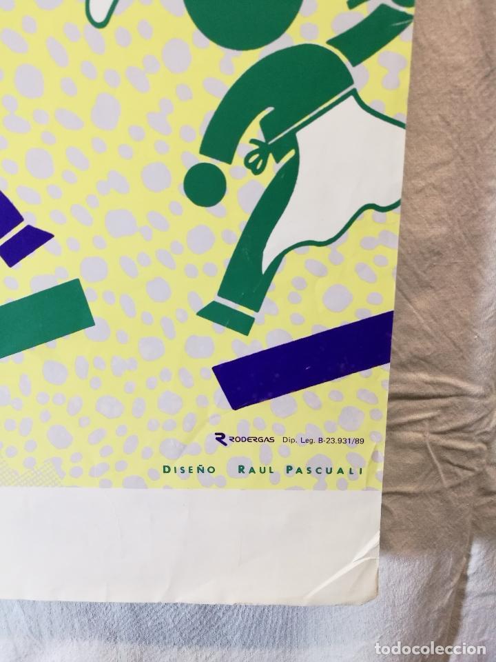 Carteles Espectáculos: Cartel teatro espectaculo cubanades a la carta--compañia la cubana sitges-barcelona 1989--- - Foto 3 - 139459778