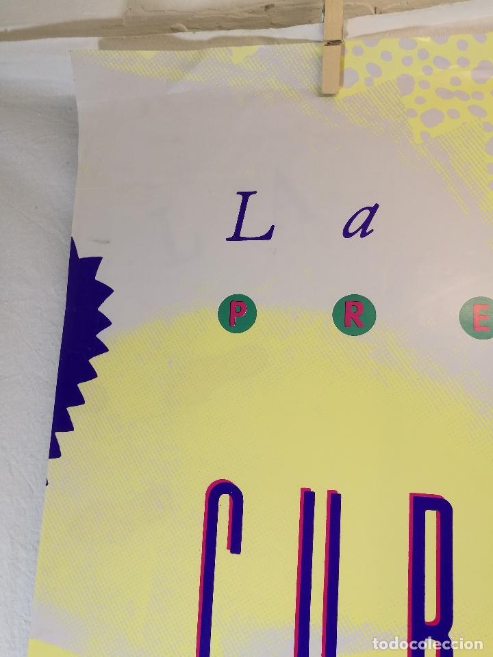 Carteles Espectáculos: Cartel teatro espectaculo cubanades a la carta--compañia la cubana sitges-barcelona 1989--- - Foto 5 - 139459778